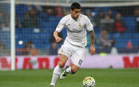 Zidane began to prepare for the Cup James trained the most