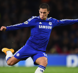 Arsenal wants Hazard Ligue in the Bundesliga